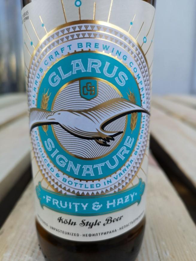 GLARUS FRUITY & HAZY - 500 мл