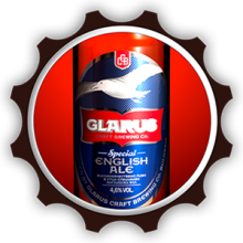 GLARUS SPECIAL ENGLISH ALE 500 мл
